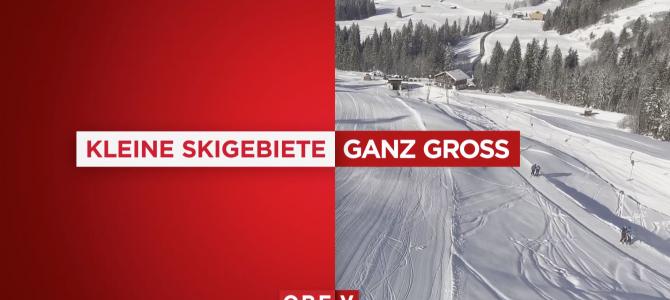 Kleine Skigebiete ganz groß – der Krähenberg in Bild & Ton